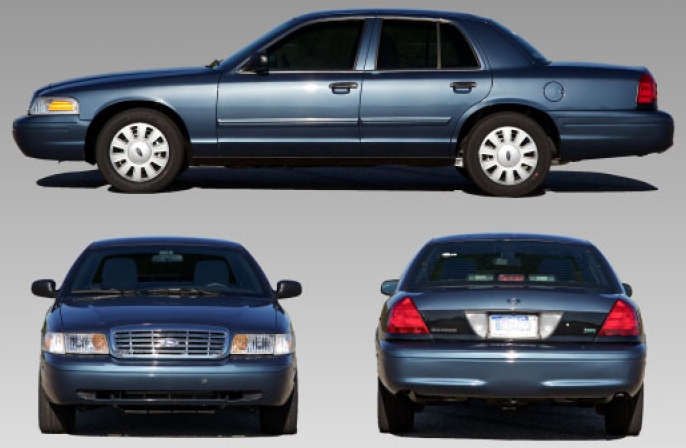 2011 Ford Crown Victoria - Partsopen