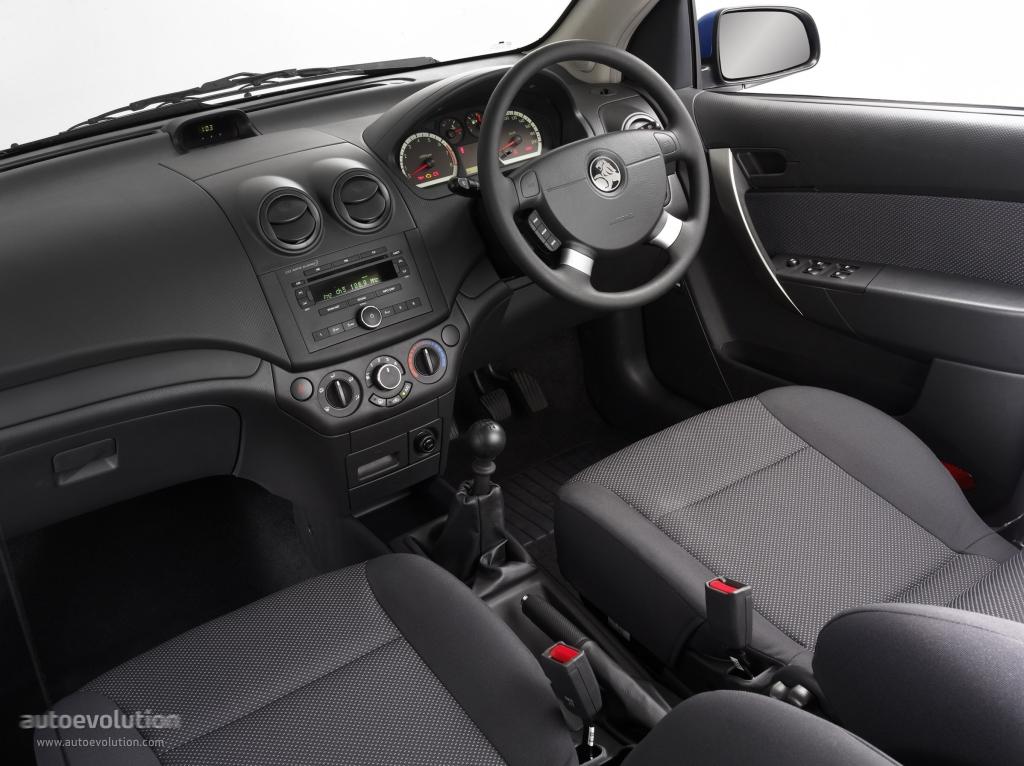 2011 HOLDEN Barina Sedan