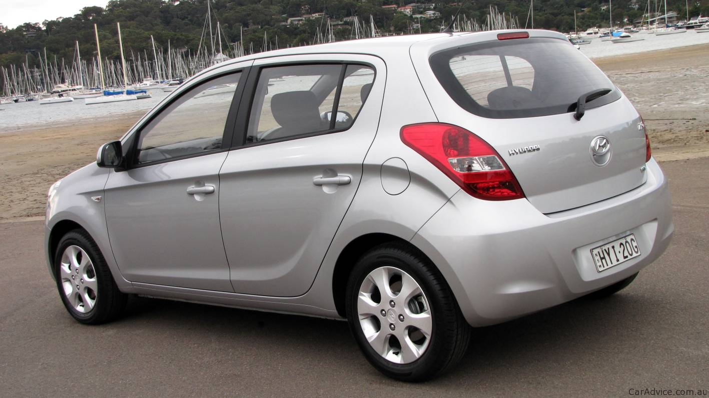 2011 Hyundai I20 Partsopen