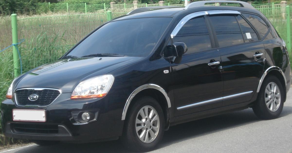 2011 Kia Carens