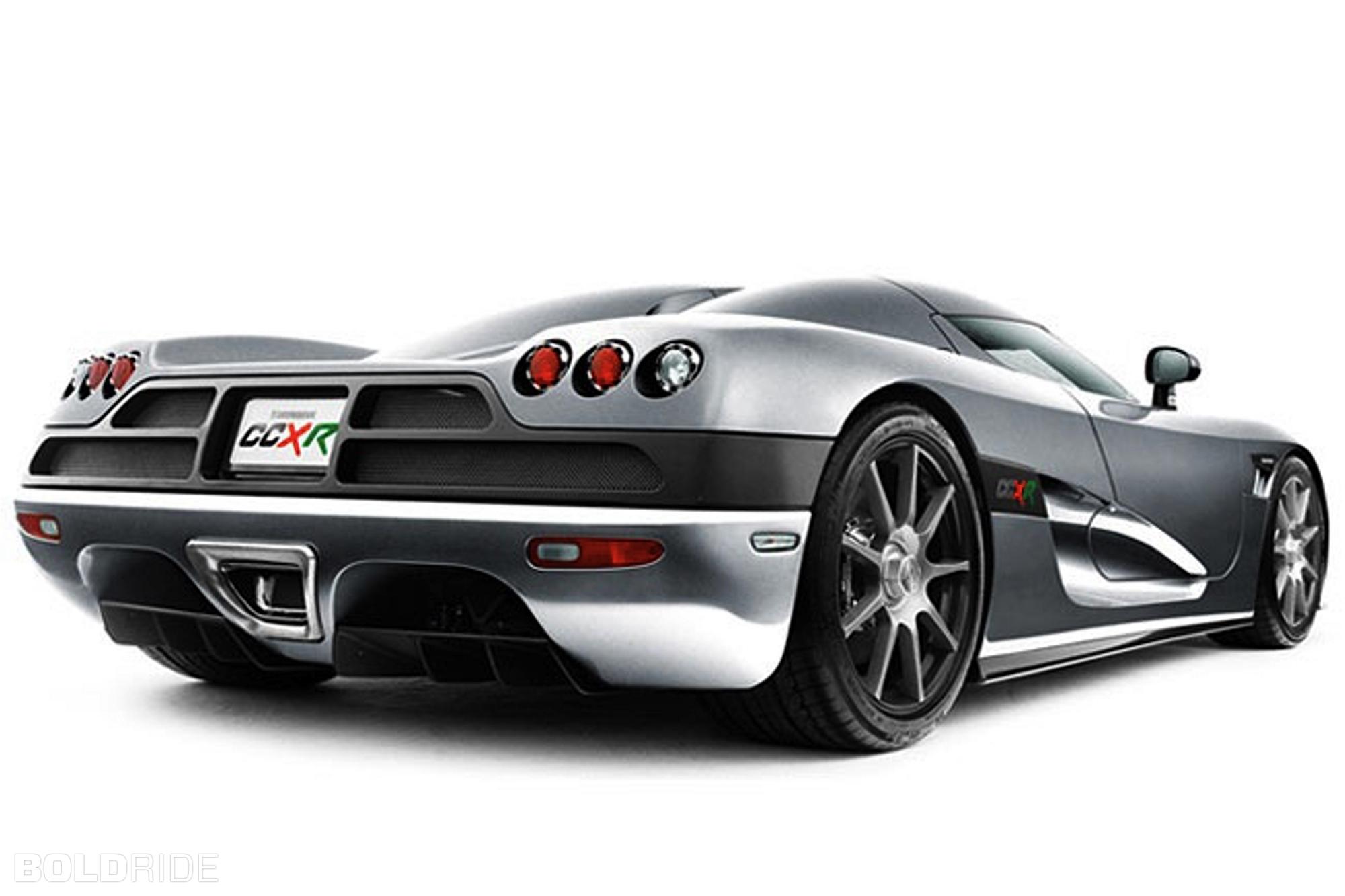 2011 Koenigsegg CC