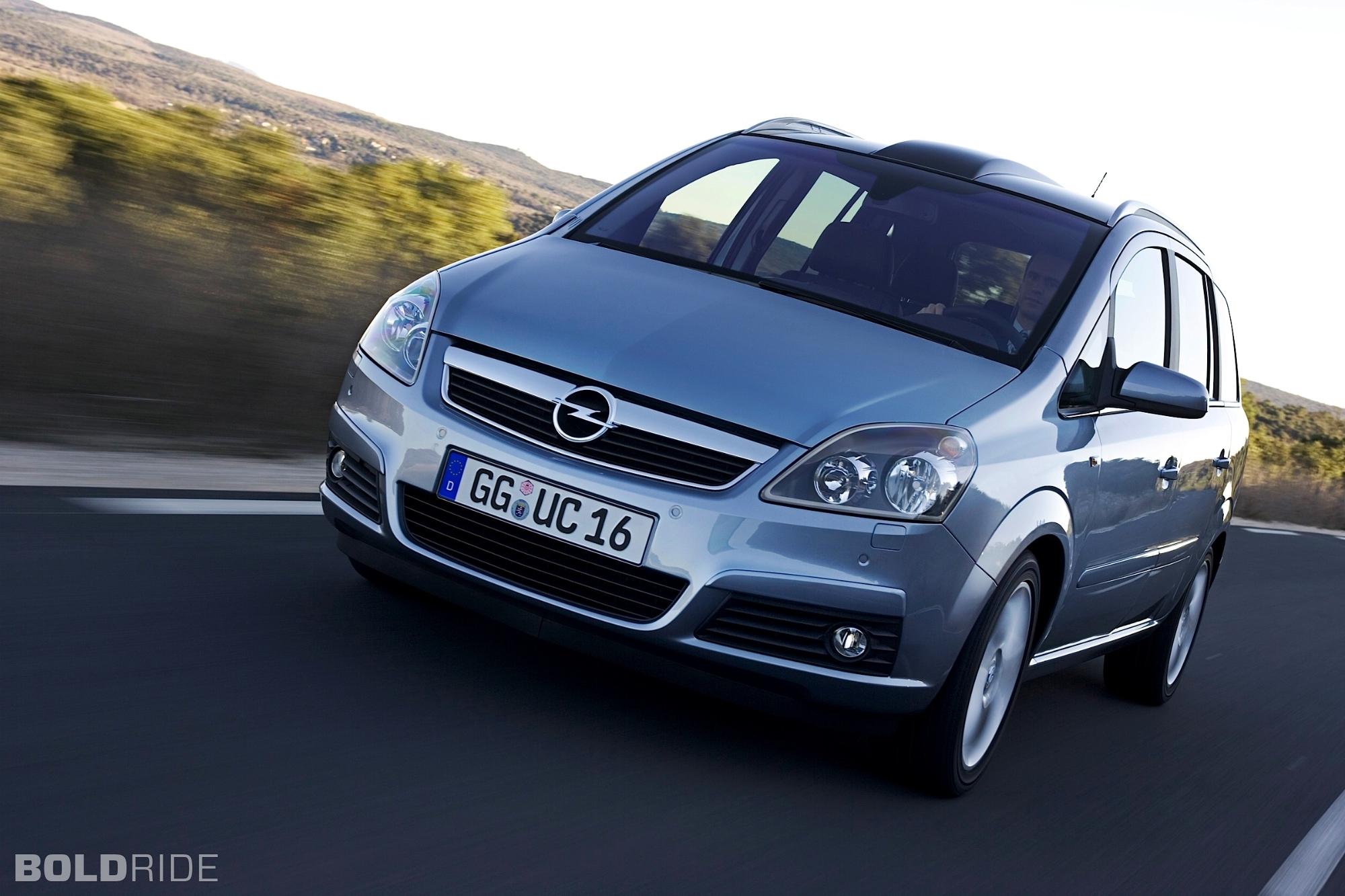 2011 Opel Zafira
