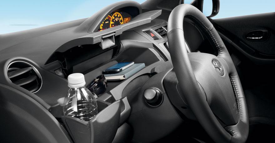 2011 Toyota Yaris 5 Doors Partsopen