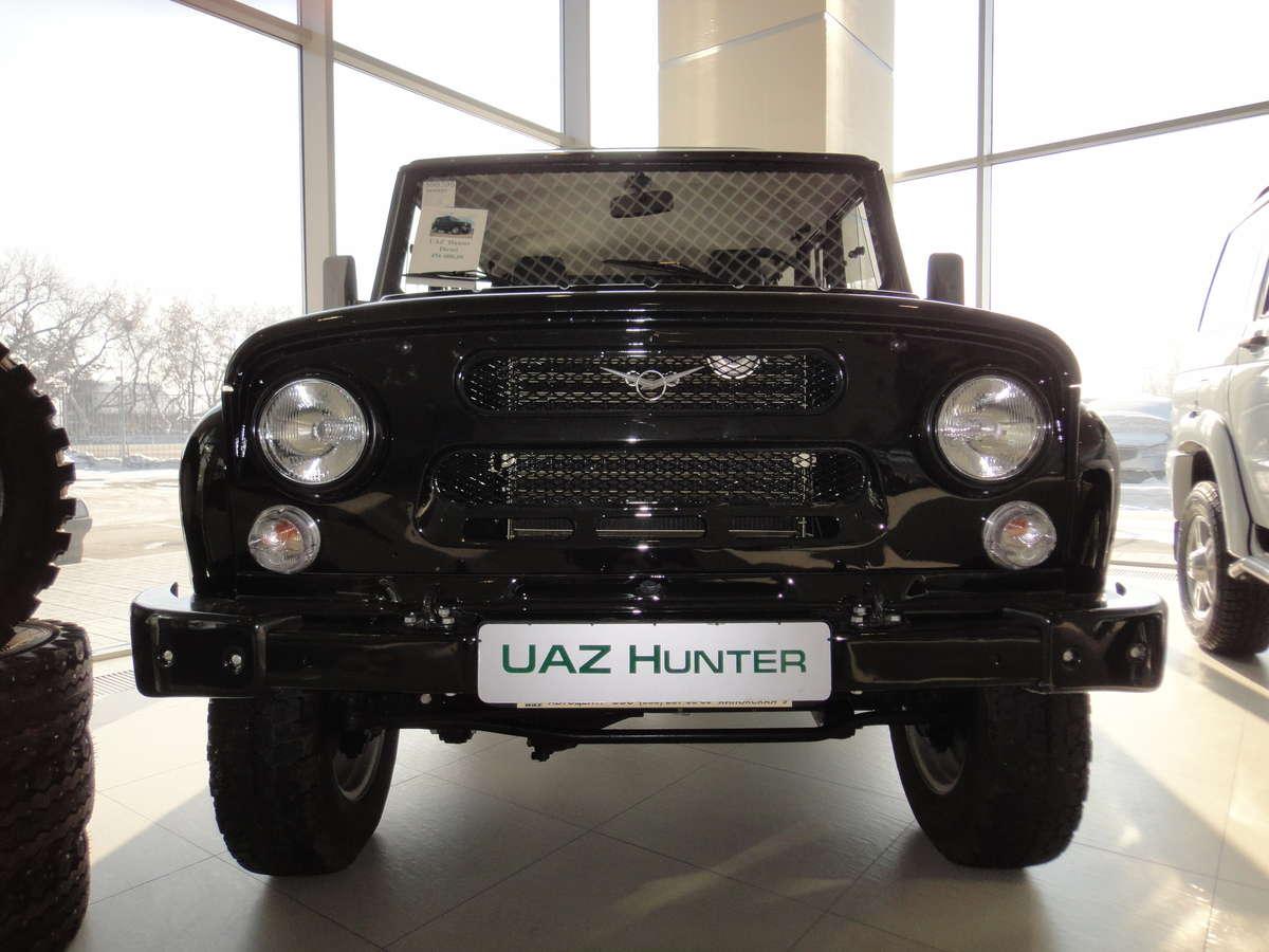2011 UAZ Hunter