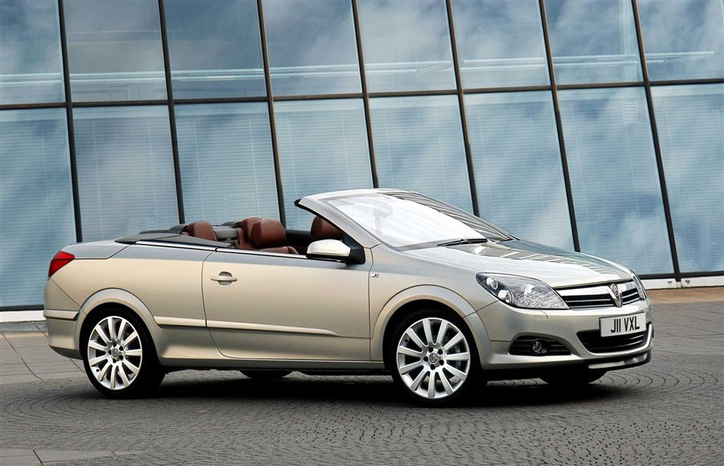 2011 VAUXHALL Astra Twin Top