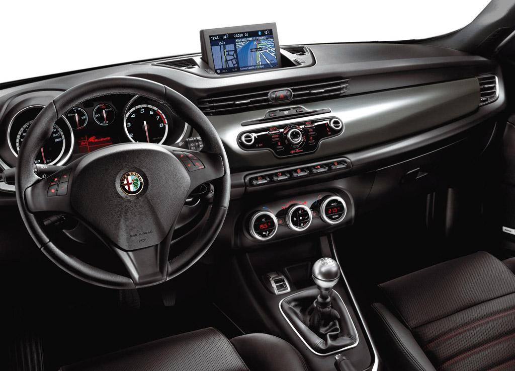 2012 Alfa Romeo Giulietta