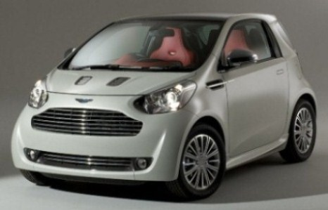 2012 Aston Martin Cygnet