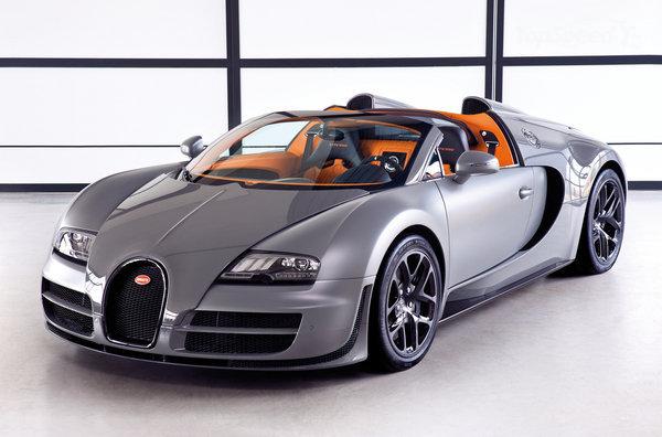 2012 Bugatti Grand Sport