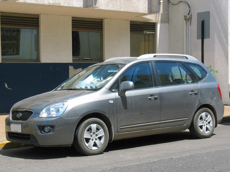 2012 Kia Carens