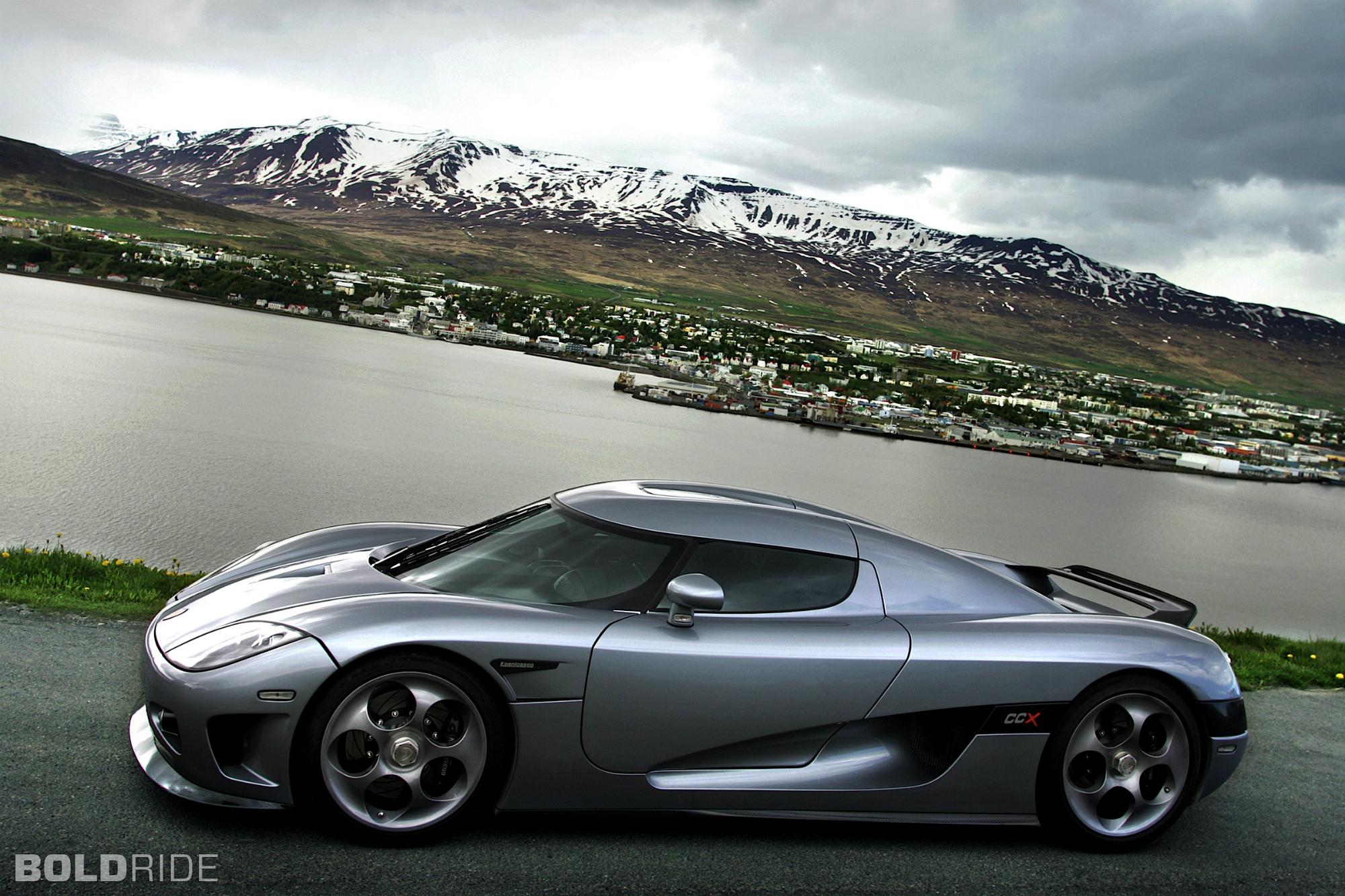 2012 Koenigsegg CC
