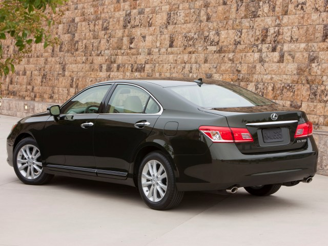 2012 Lexus ES