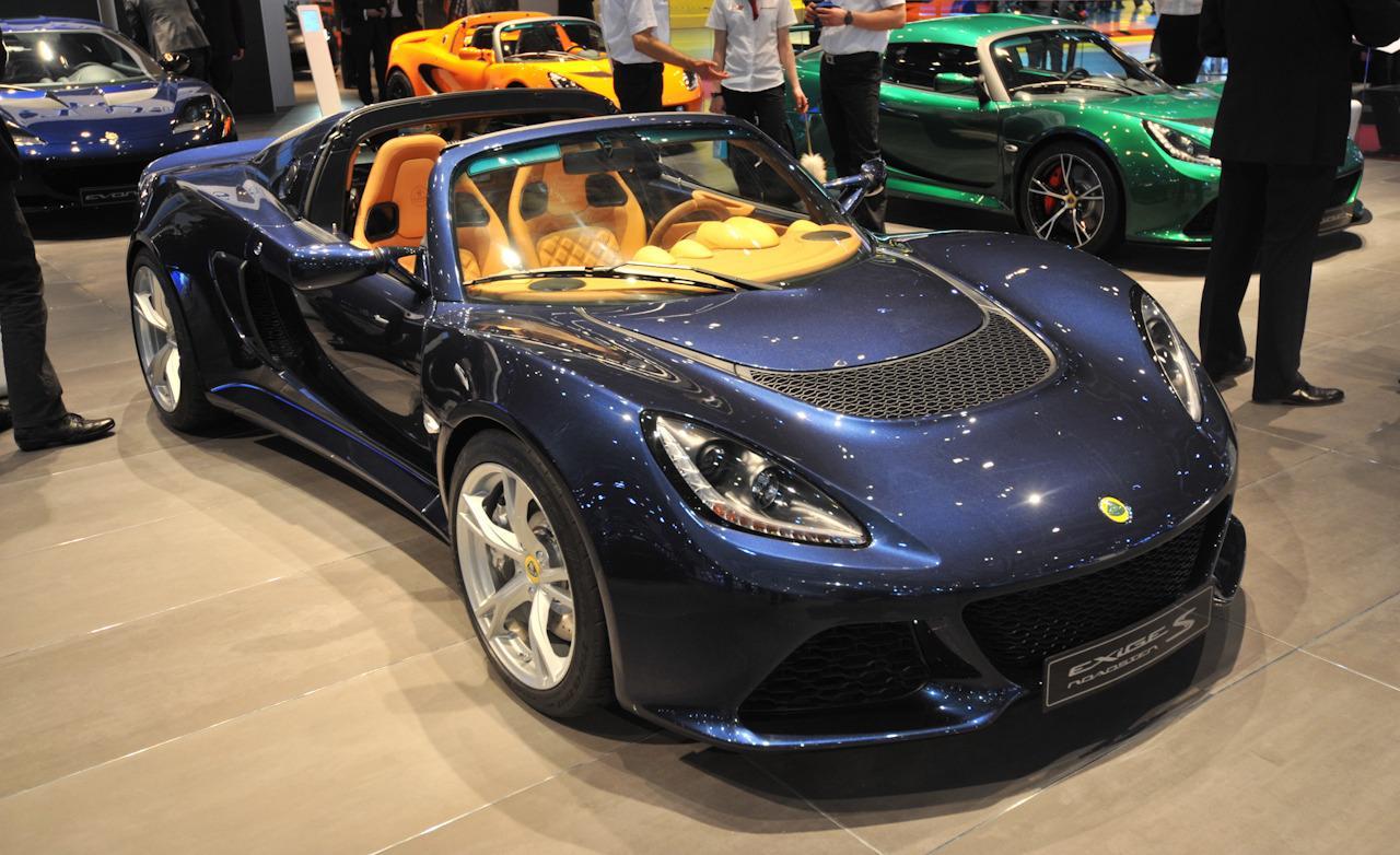 2012 Lotus Exige