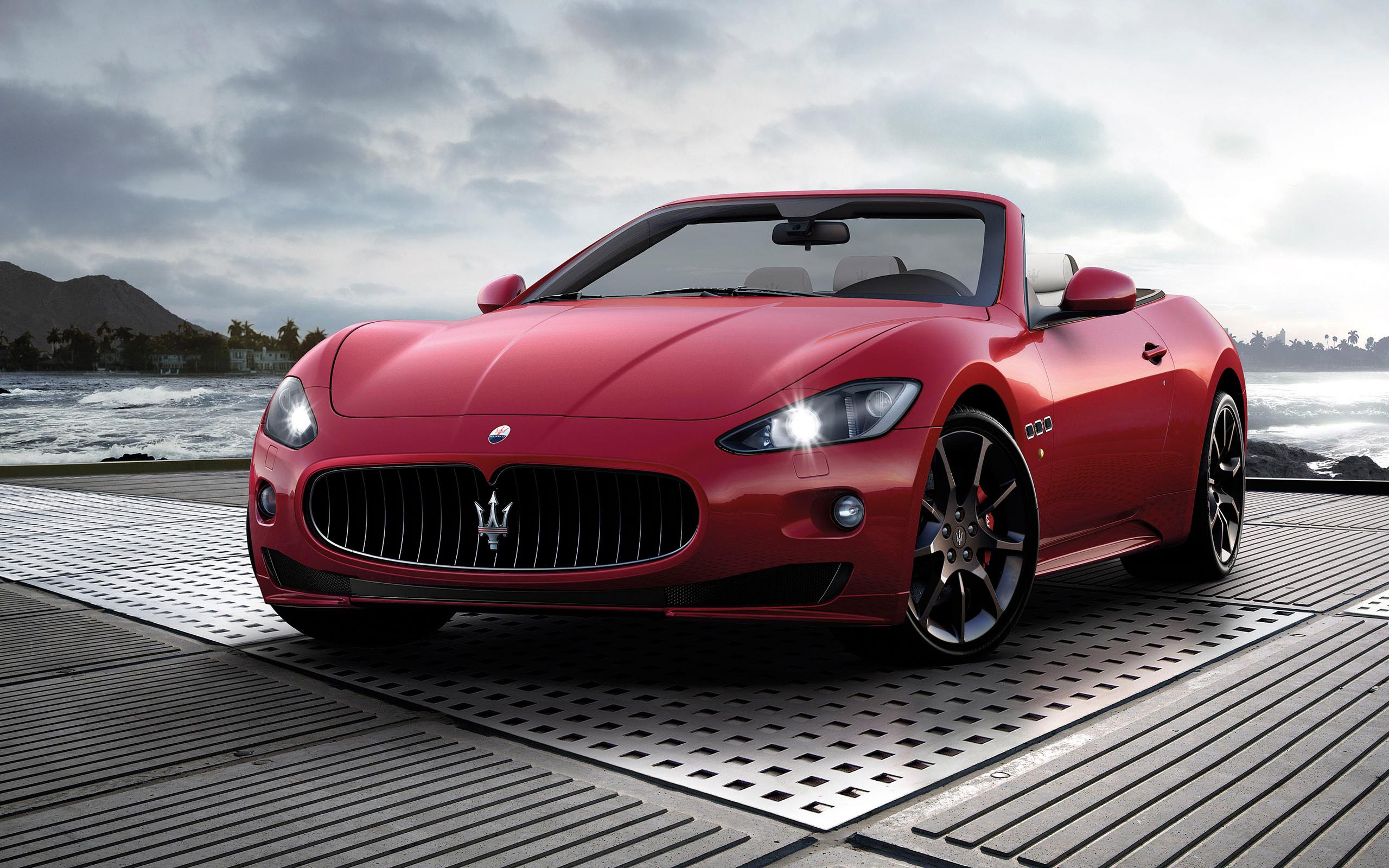 src; Download Photo. 2013 Maserati GranCabrio