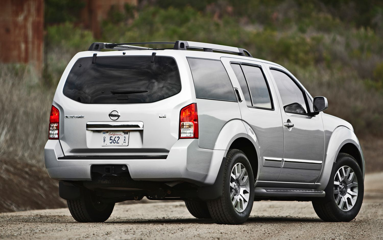 2012 Nissan Pathfinder Partsopen