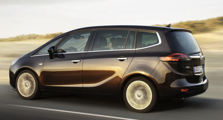 2012 Opel Zafira