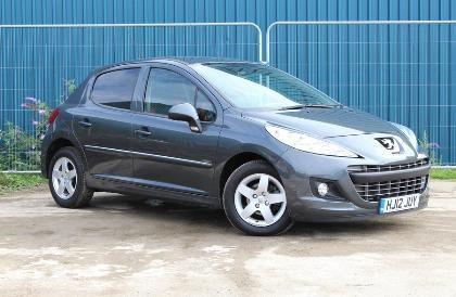 2012 Peugeot 207 5 Doors
