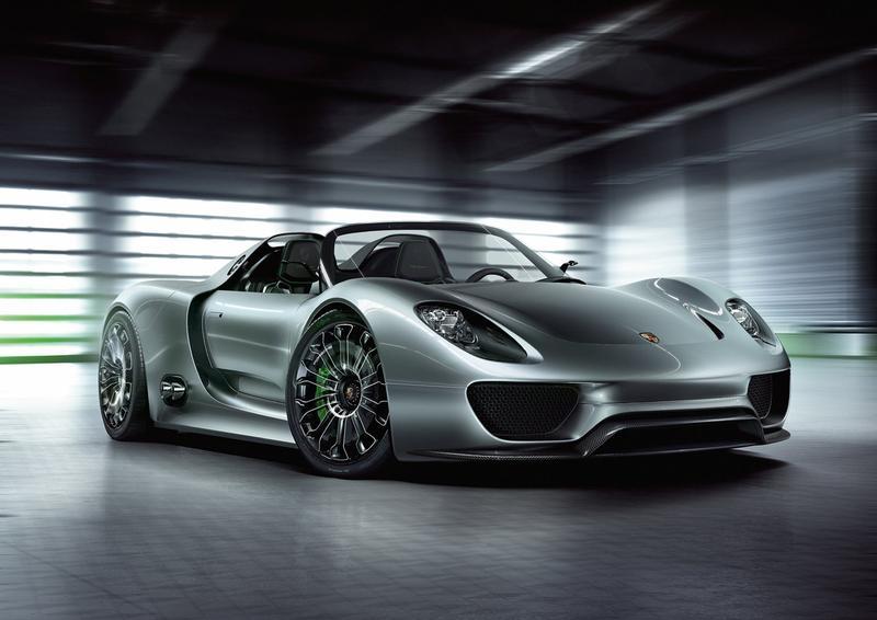2012 Porsche 918
