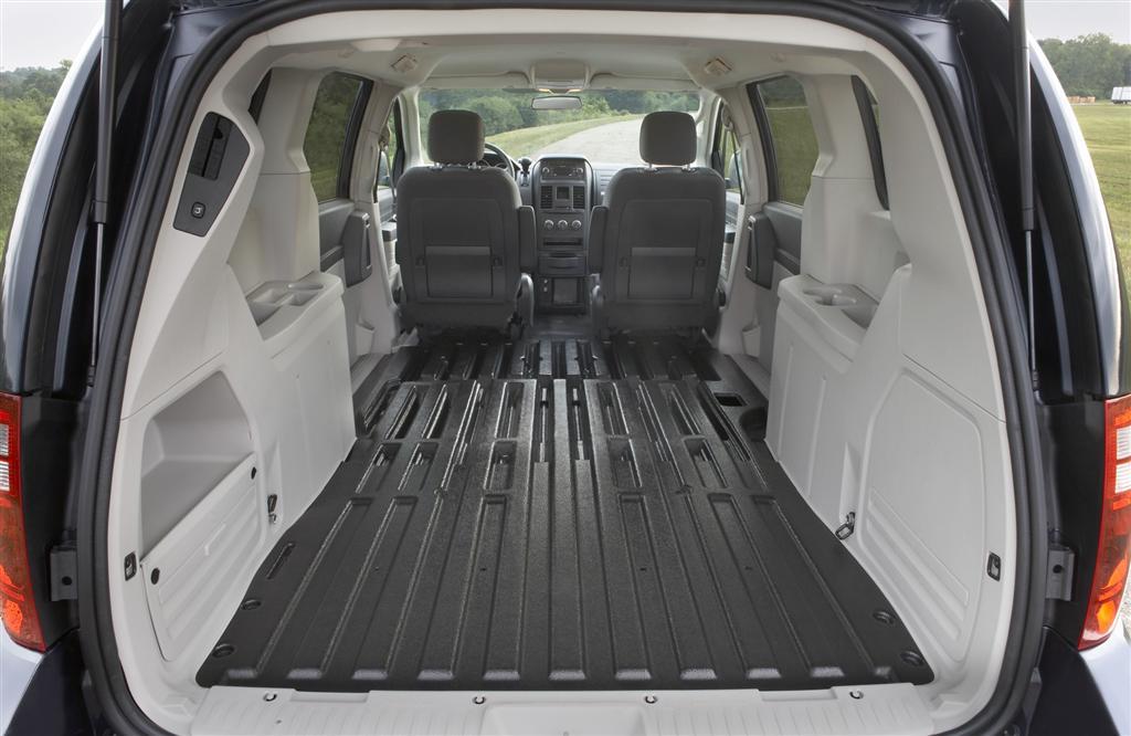2012 Ram C⁄V Cargo Van