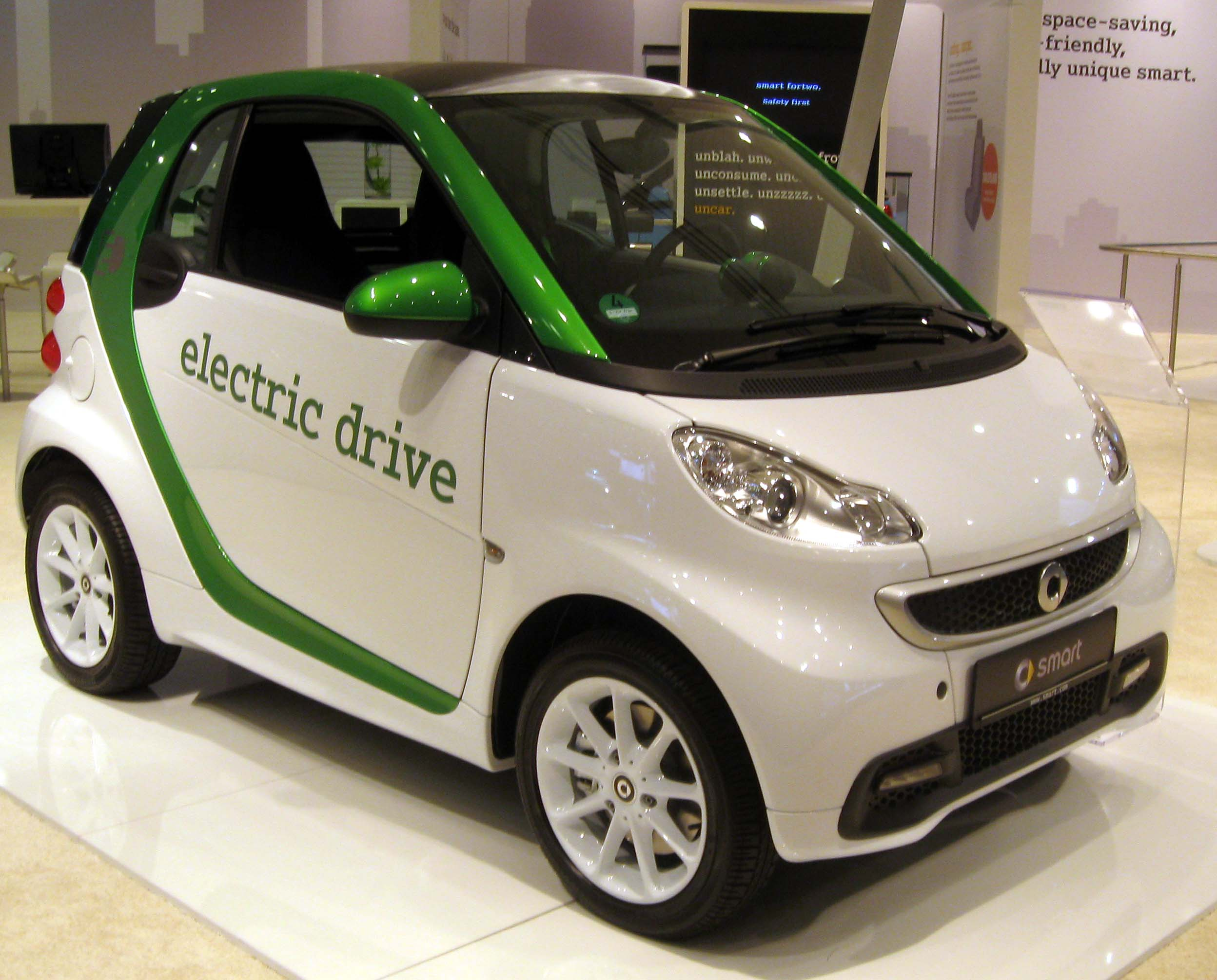 2012 smart Electric Drive