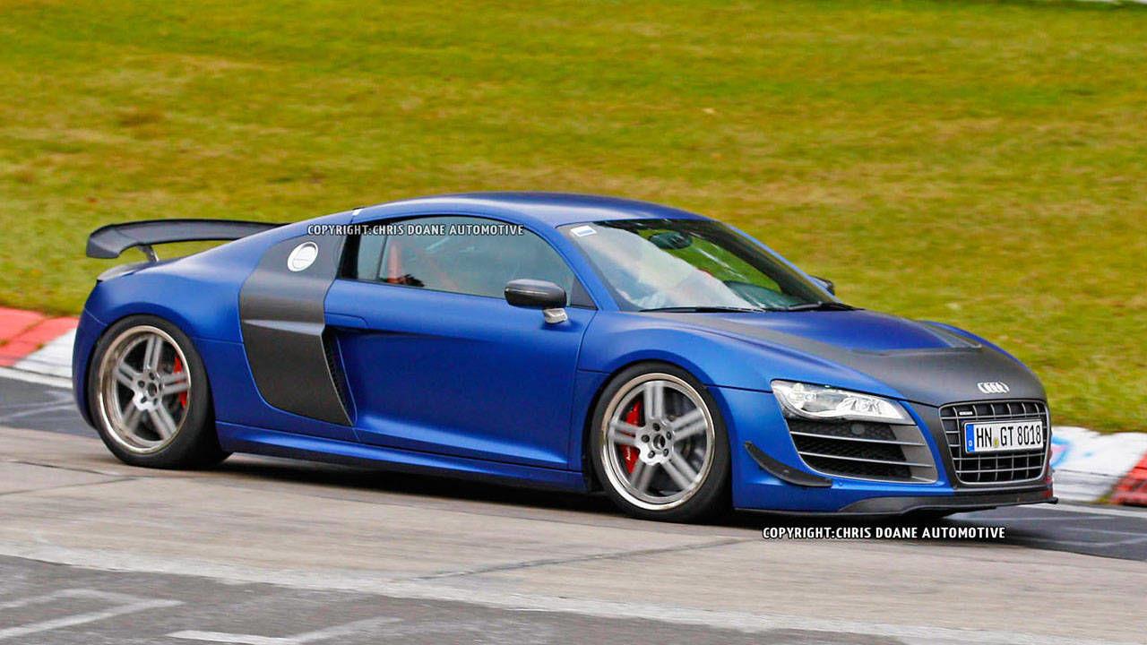 Audi R GT Partsopen - Audi r8 gt