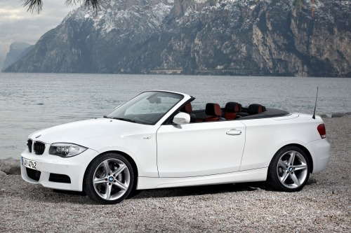 2013 BMW 1 Series Cabriolet