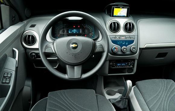 2013 Chevrolet Agile
