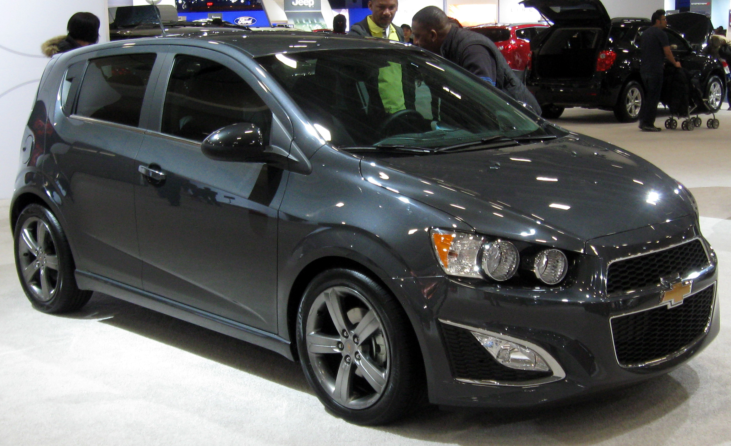 2013 Chevrolet Aveo