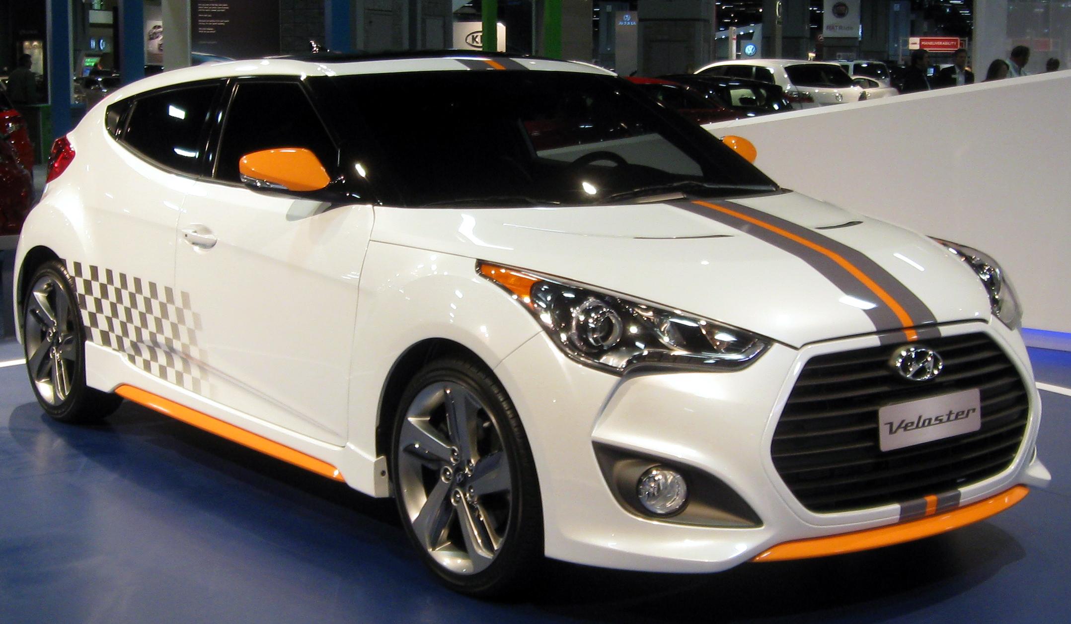 2013 Hyundai Veloster Partsopen Turbo Intercooler Src