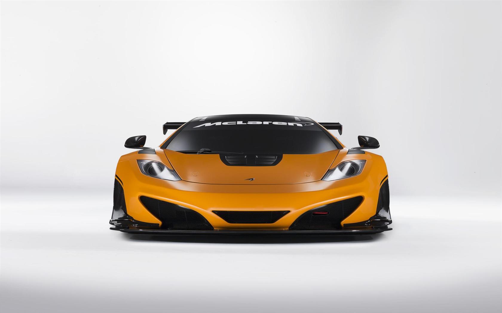 2013 McLaren MP4