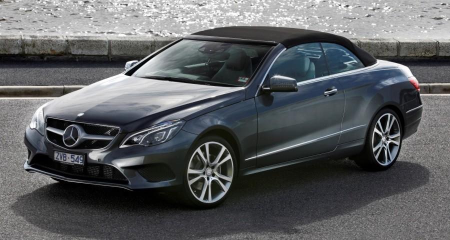 2013 Mercedes-Benz E-Klasse Coupe and predecessors