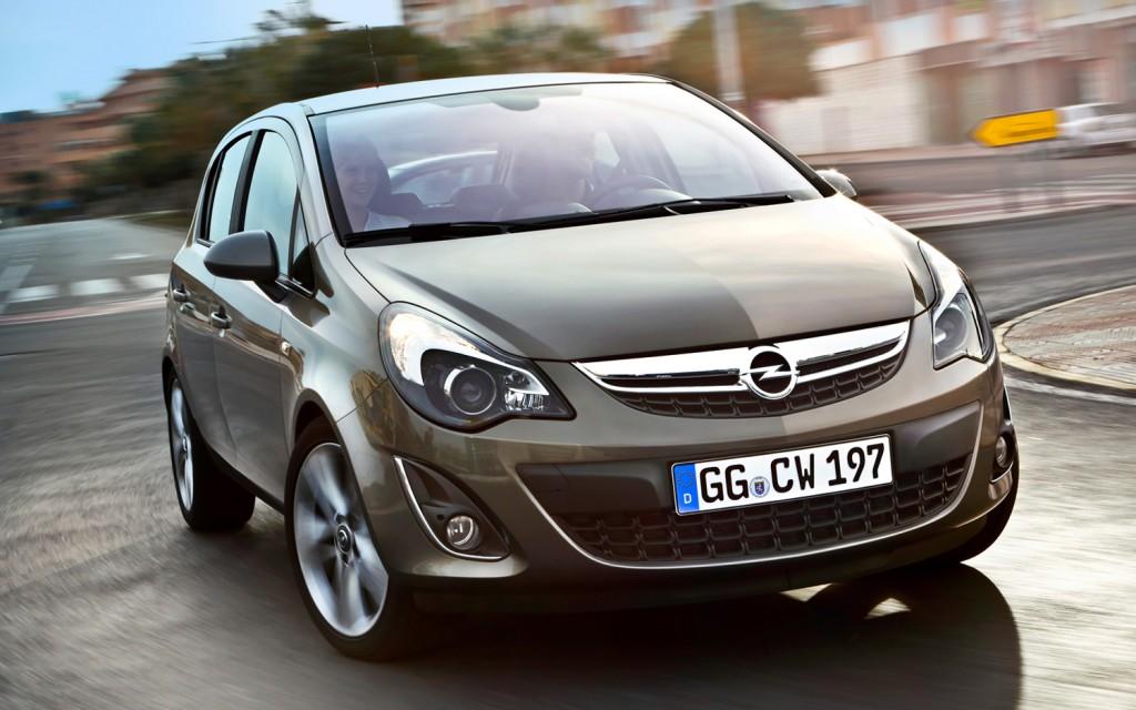 2013 Opel Corsa
