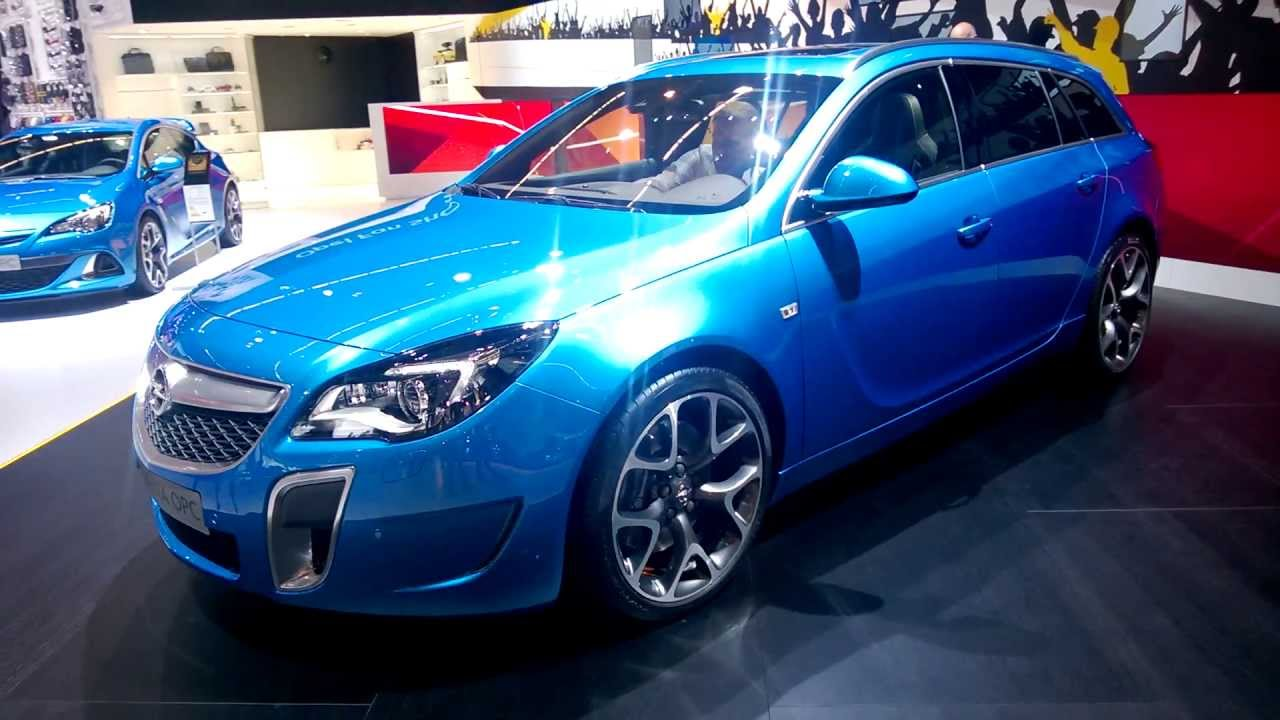 2013 opel insignia sports tourer opc partsopen. Black Bedroom Furniture Sets. Home Design Ideas