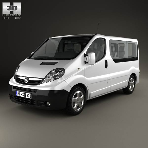 2013 Opel Vivaro