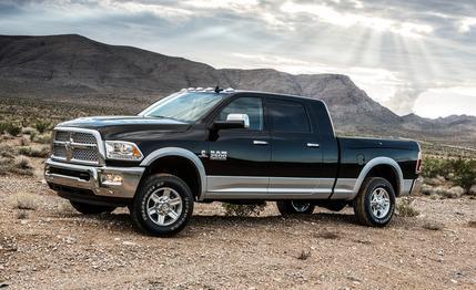 2013 RAM Trucks 2500