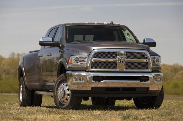 2013 RAM Trucks 3500
