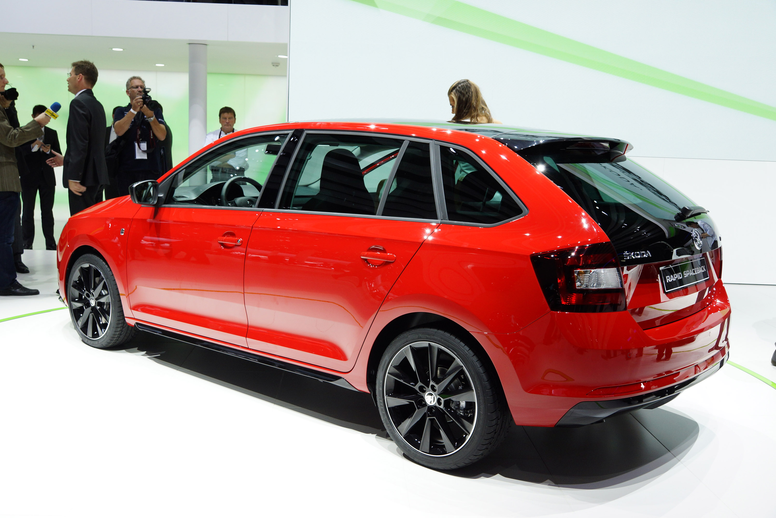 2013 skoda rapid spaceback partsopen. Black Bedroom Furniture Sets. Home Design Ideas