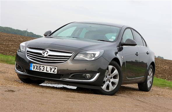 2013 VAUXHALL Insignia Hatchback