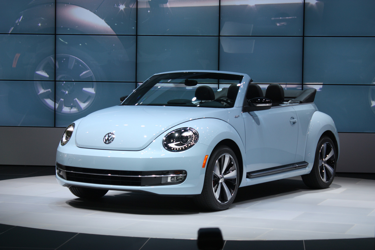 2013 Volkswagen Beetle Cabrio
