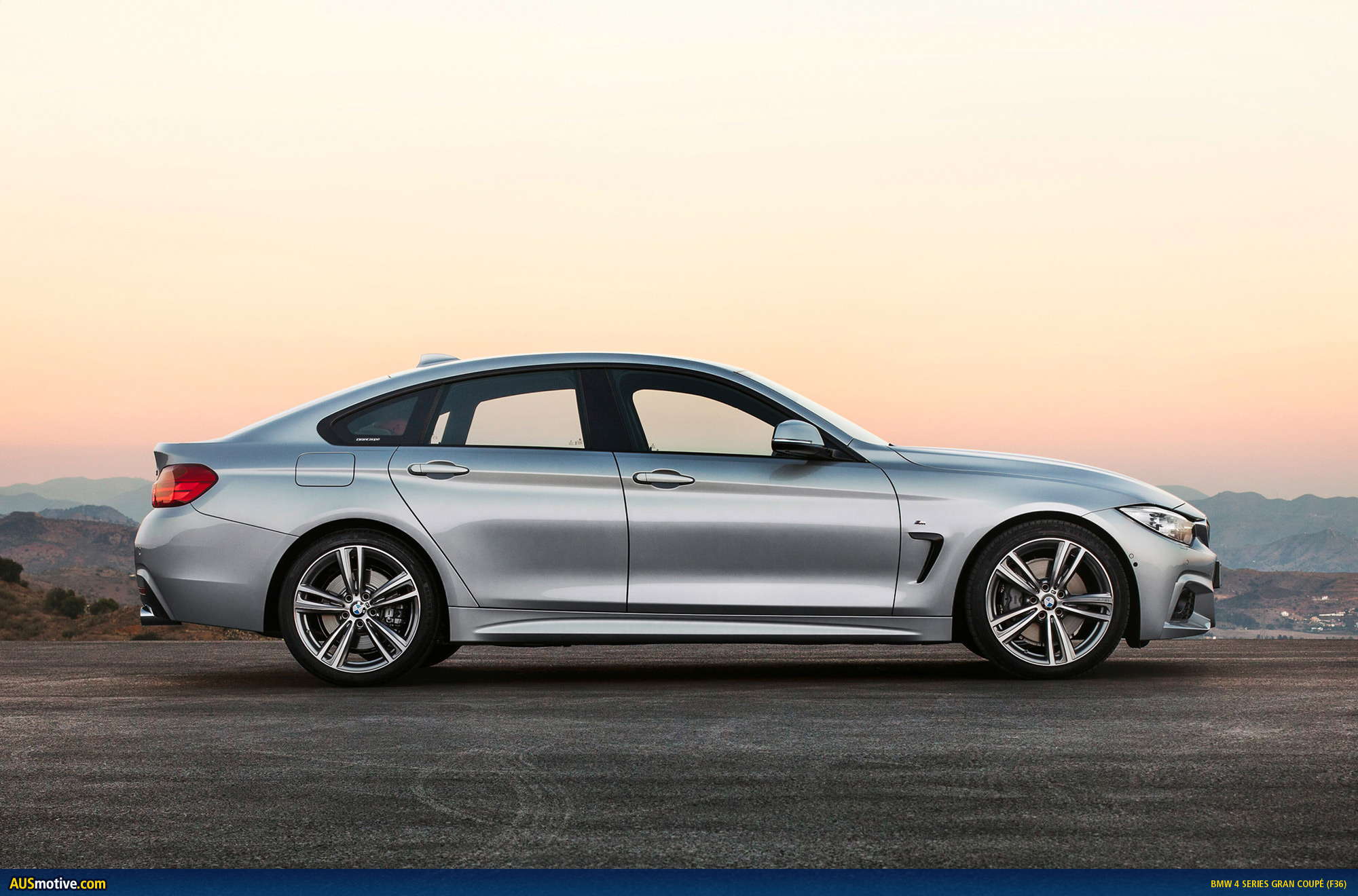 BMW Series Gran Coupe Partsopen - 2014 bmw 4 series gran coupe price
