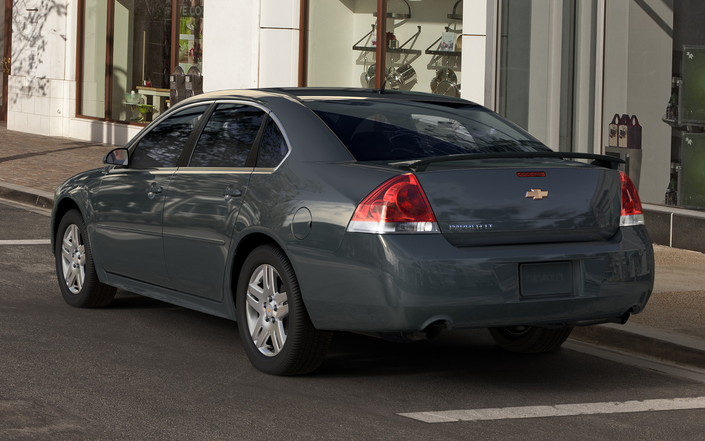 Impala 2014 chevrolet impala accessories : 2014 Chevrolet Impala Limited - Partsopen