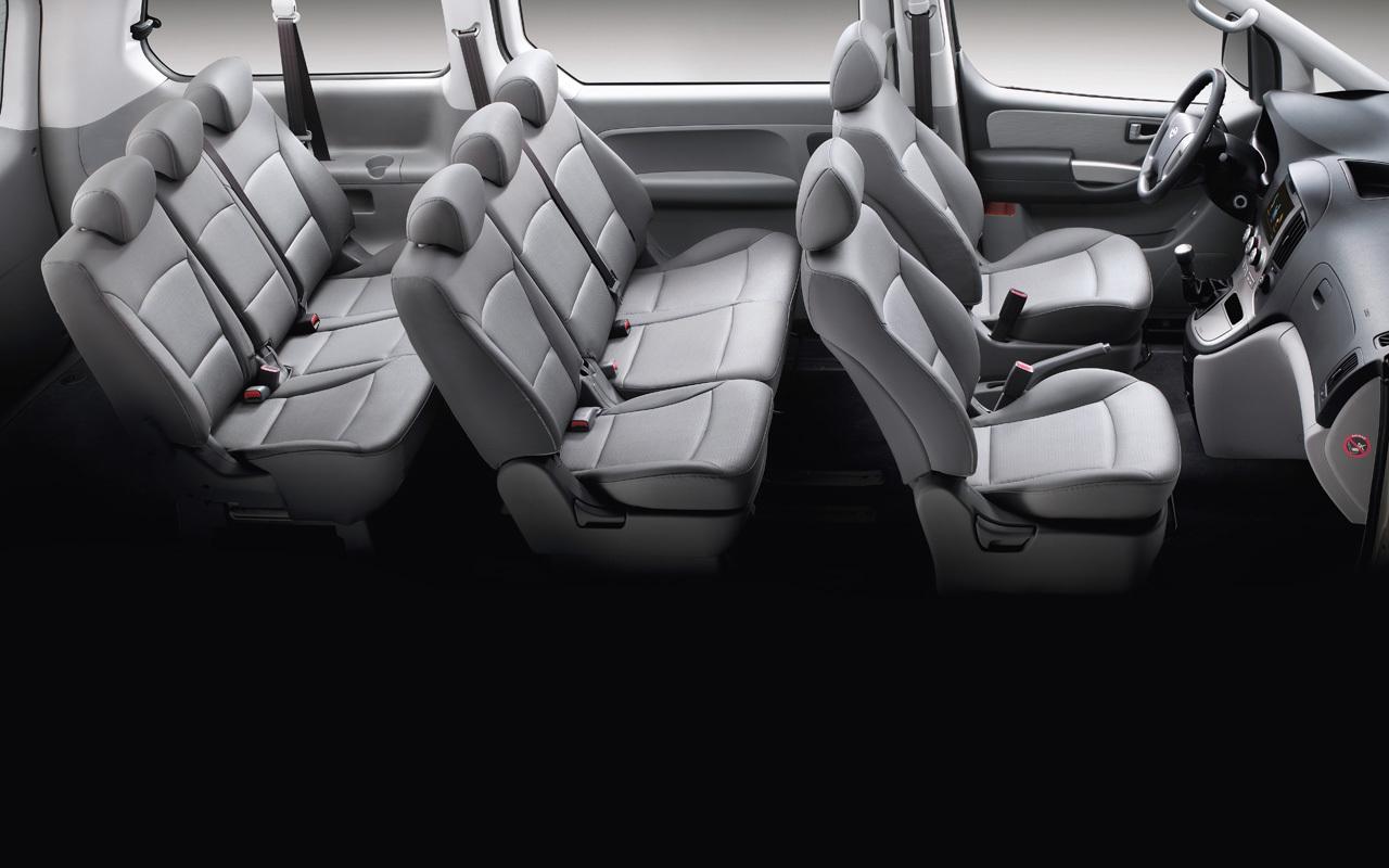 2014 Hyundai H-1 Travel