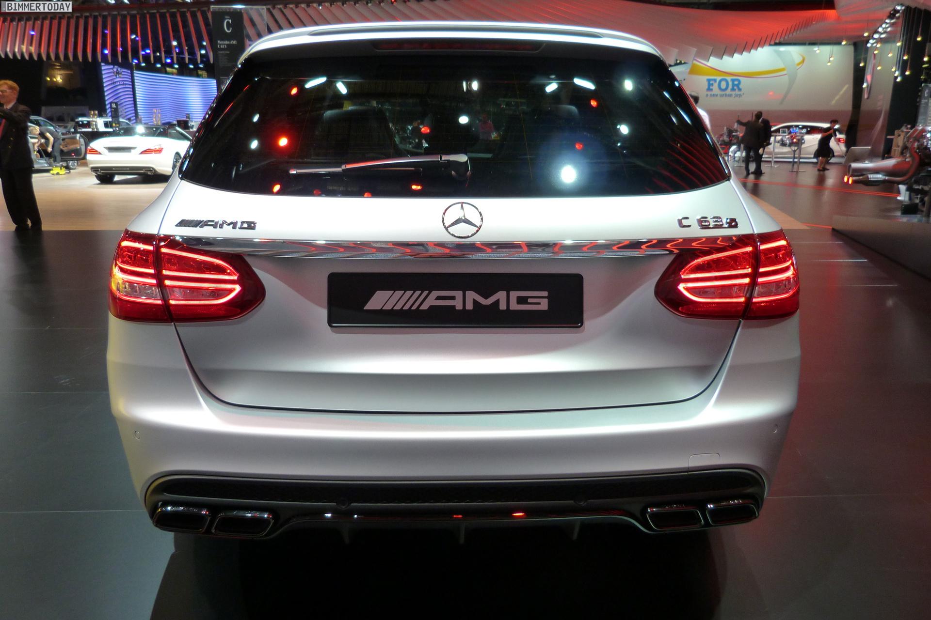 2014 Mercedes Benz C Klasse T Modell Amg Partsopen