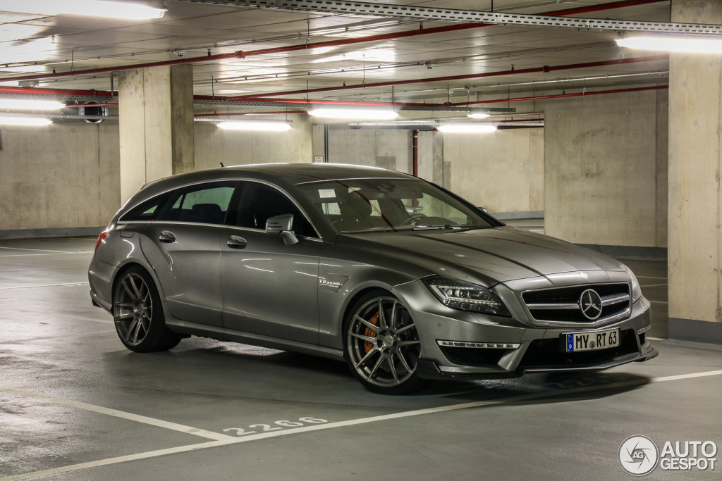 2014 mercedes benz cls shooting brake amg partsopen for Mercedes benz cls550 2014