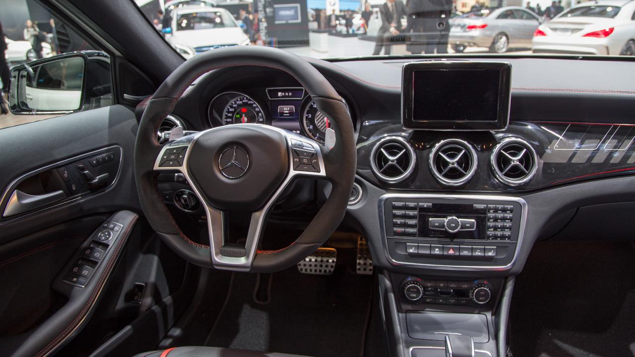 2014 Mercedes-Benz GLA AMG