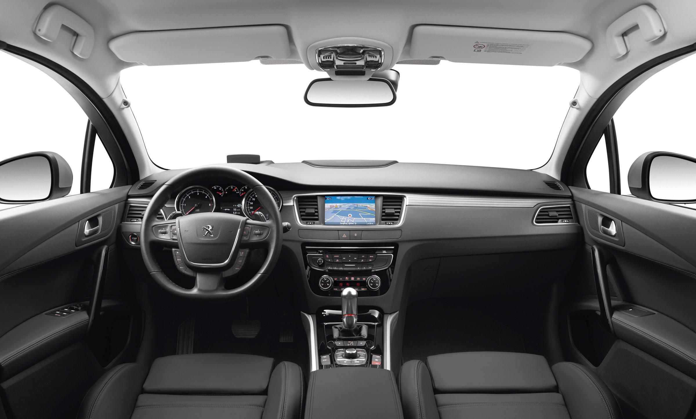 2014 Peugeot 508 SW