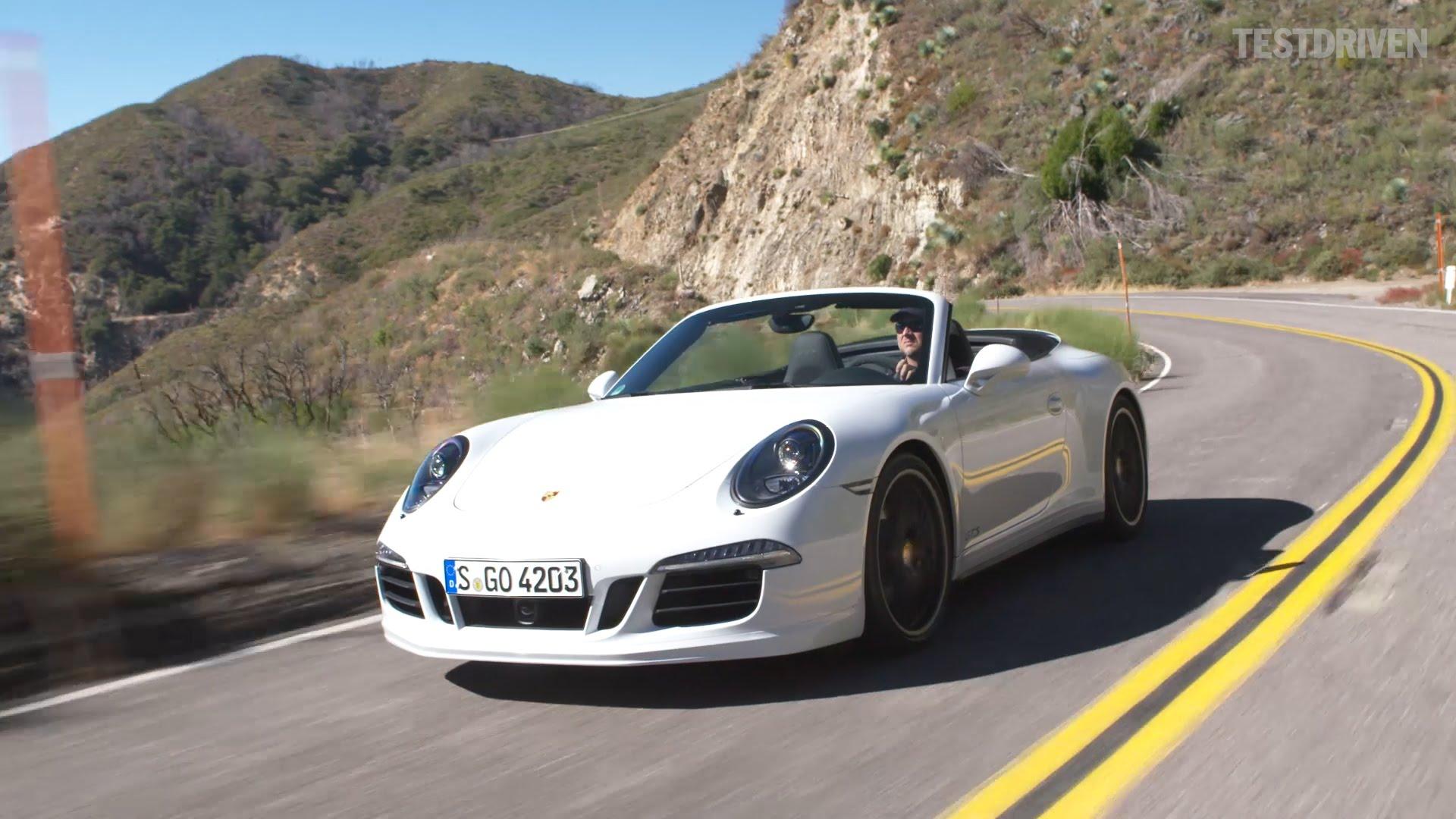 2014 porsche 911 carrera 4 gts cabriolet partsopen. Black Bedroom Furniture Sets. Home Design Ideas
