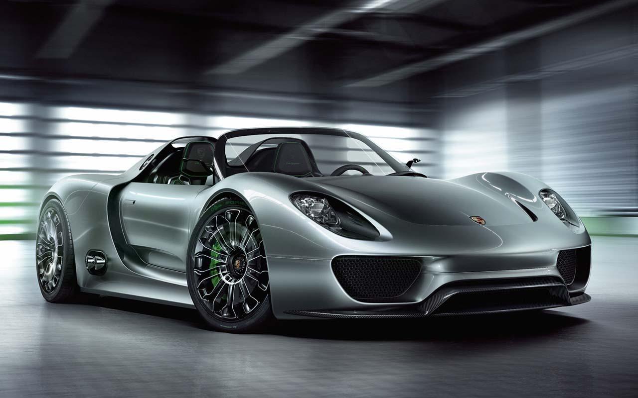 2014 Porsche 918