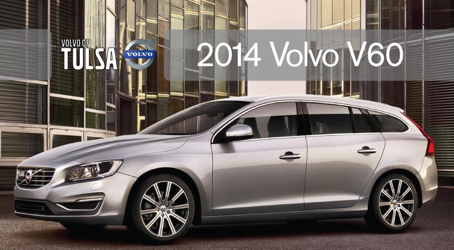 2014 Volvo V60