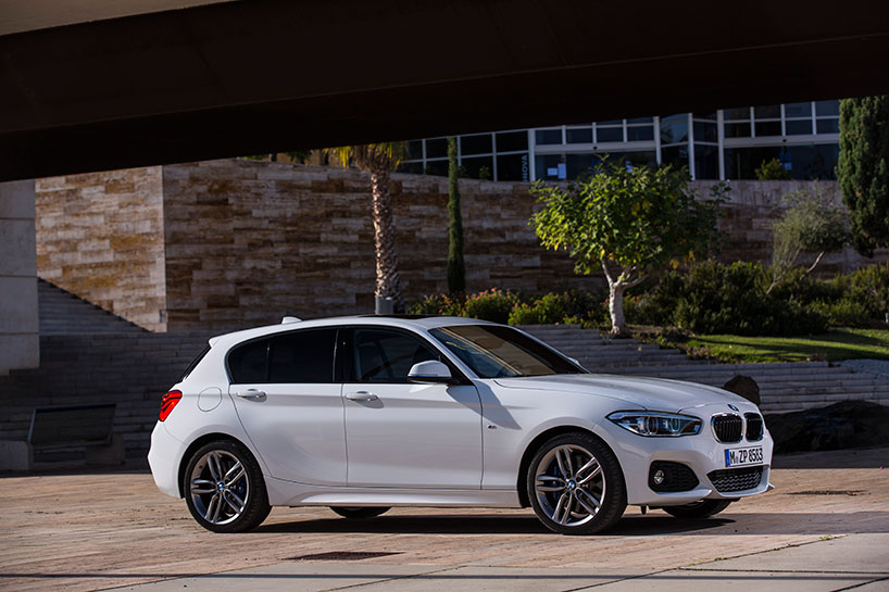 2015 BMW 1 Series 3 doors