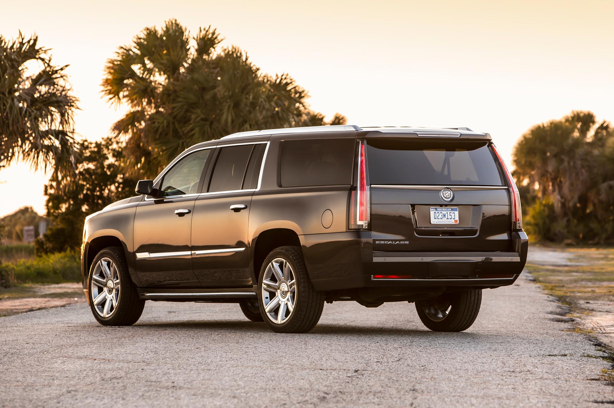 2015 Cadillac Escalade Esv Partsopen